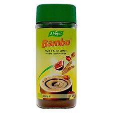 Bambu Instant Coffee Jar 200g