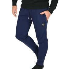 Versace Herren Jogginghose Sweat Hose Trainingshose Felpa dunkelblau navy M-XXL