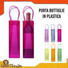 Bag Container Gift for Door Bottles Bottle Holder Wine PVC X 6 Pieces