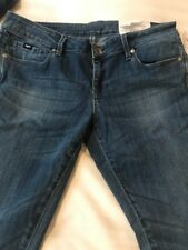 BNWT Brand New With Tags Gas Blue Denim Jeans 30 12