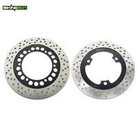 Front Rear Brake Disc Rotors For Kawasaki Ninja 500R EX500D 1994-2009 08 07 06
