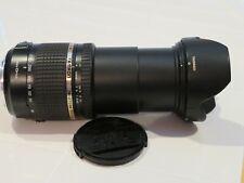 Tamron 18-270mm f/3.5-6.3 Di ll PZD LD SONY