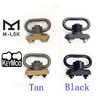 QD Sling Swivel Adapter Rail Mount Kit For M-LOK /Keymod Handguard SLING ADAPTER