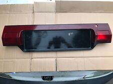 TOYOTA COROLLA 5DR REAR NUMBER PLATE SURROUND PANEL 1991 GENUINE PART
