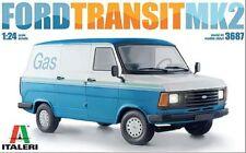 Italeri Ford Toy Model Kits