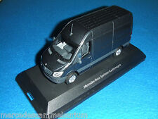 Mercedes Benz W906 Sprinter Box truck/Van Facelift 2013 Gray/Grey 1:43 New/New