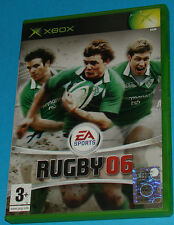 Rugby 06 - Microsoft XBOX - PAL