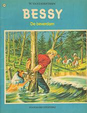 BESSY 105 - DE BEVERDAM (1e druk) - W. Vandersteen