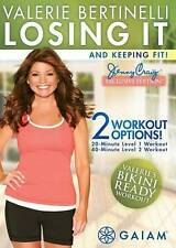 Valerie Bertinelli: Losing It and Keeping Fit (DVD, 2009) Jenny Craig from Gaiam