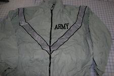 small regular reflective safety jacket running athletic fitness nylon army