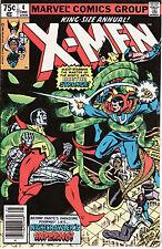 UNCANNY X-MEN ANNUAL # 4 (1980) Claremont & Byrne
