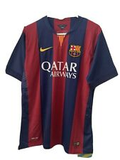 2014/15 Barcelona FC Home Nike Jersey Lionel Messi Large