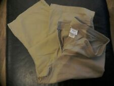 👖NEXT : Ladies Trousers : Beige : Size: 14 Regular - Leg 30
