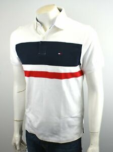Tommy Hilfiger Men's Logo Polo Shirt Top - 8876286