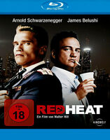Red Heat (Arnold Scwarzenegger - James Belushi)                  | Blu-ray | 395