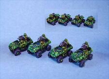 Battletech painted Halo style vehicles (4) battlemech WL