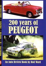 Book - Peugeot 201 301 202 402 203 403 204 404 104 304 504 205 505 Auto Review