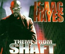 Isaac Hayes Theme from 'Shaft' (5 versions, 2000) [Maxi-CD]