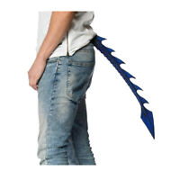 """23.5"""" Dragon Halloween Costume TAIL Blue Adult Child Teen Game of Thrones"""