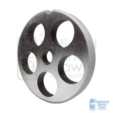 Grinder Plate #12 - 3/4 Hole