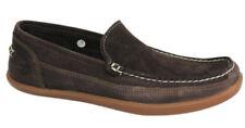 Zapatos informales de hombre náutico en piel color principal marrón