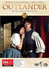 Outlander Complete Seasons 1 2 3 DVD Collection BRAND NEW R4