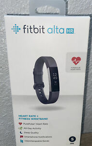 Fit Bit Alta HR Smart Watch In Original Box (opened) Showroom Model