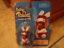 2010 UBISOFT--RAVING RABBIDS TRAVEL IN TIME--CAVEMAN FIGURE (NEW)