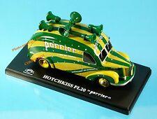 HOTCHKISS PL20 Advertising French water car PERRIER little truck Tour de France