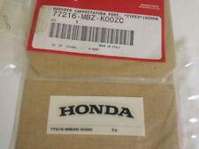 Carrosseries et carénages pour le côté arrière Honda pour motocyclette