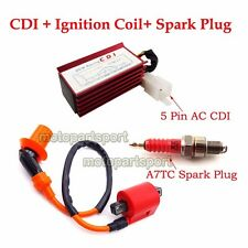 Ignition Coil AC CDI For Honda XR CRF 50 Dirt Pit Bike 70 90 110 125 cc Quad ATV