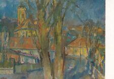 Ansichtskarte - Kàntor Andor / Frühlingslichter in Szentendre