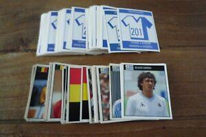 Orbis Football Italia 90 World Cup Stickers nos 201-400! VGC! Pick Stickers 1990