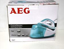 AEG DBS 3340 Dampfbügelstation QuickSteam 2350 Watt äquivalent 4 Bar Dampfstoß