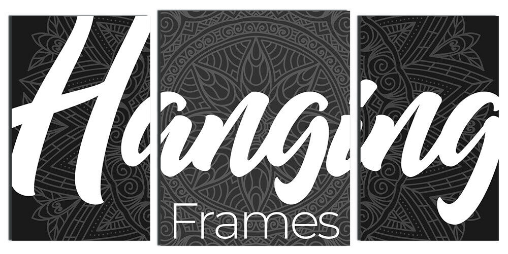 Hanging Frames by Moonstar Design