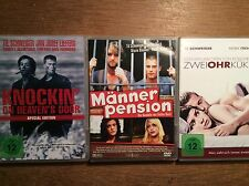 Til Schweiger [ 3 DVD ] Knockin' on Heaven's Door + Männerpension + Zweiohrküken