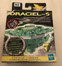 Beyblade Hasbro Draciel S A-14 W Box, Instructions, Ripcord +Launcher BOX DAMAGE