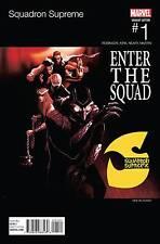 Squadron Supreme #1 Mike Del Mundo Hip Hop Variant Marvel Comic Book ANAD 2015