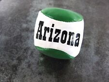 ARIZONA Souvenir HACKY SACK Footbag   Green
