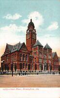 Postcard Courthouse in Birmingham, Alabama~122044