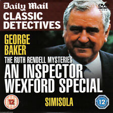 RUTH RENDELL MYSTERIES - SIMISOLA - INSPECTOR WEXFORD / GEORGE BAKER - PROMO DVD