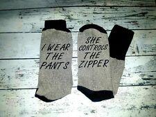 Wedding Gift Ideas for him Personalized Men's Anniversary Socks/Husband/Birthday