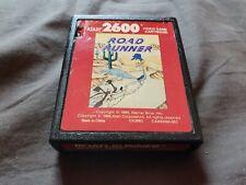 ROAD RUNNER Atari 2600 Game