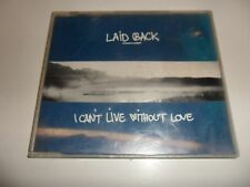 Cd  I Can'T Live Without Love von Laid Back (1993) - Single