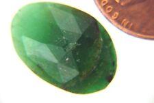 BUTW  Natural Brazilian Emerald Macro faceted Cabochon Gemstone  Lapidary 4999P