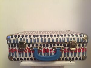 Cath Kidston soldier design kids suitcase 2012 Liberty bag toy storage