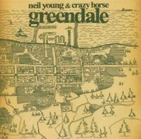 Neil Young - Greendale Nuovo CD