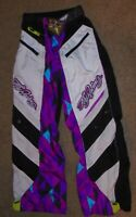Fly Racing Kinetic Women's Motocross Pants Boot Cut Size 3/4