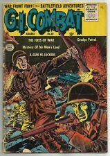 G.I. COMBAT #39 (World War II & Korean War Stories, Pre-DC Issue) Quality 1956