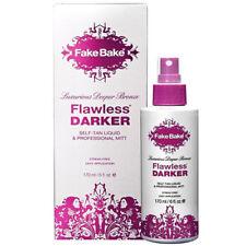 Fake Bake Flawless Darker Self-Tan Liquid, 170 ml / 6 oz BRAND NEW & FRESH